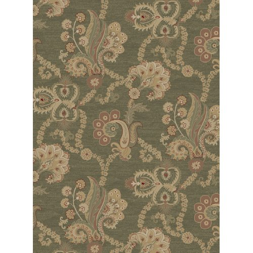 Mayberry Rug Heritage Casual Elegance Sage Area Rug