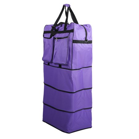 2017 New Large Capacity 40 Inch Rolling Expandable Bag Wheeled ...