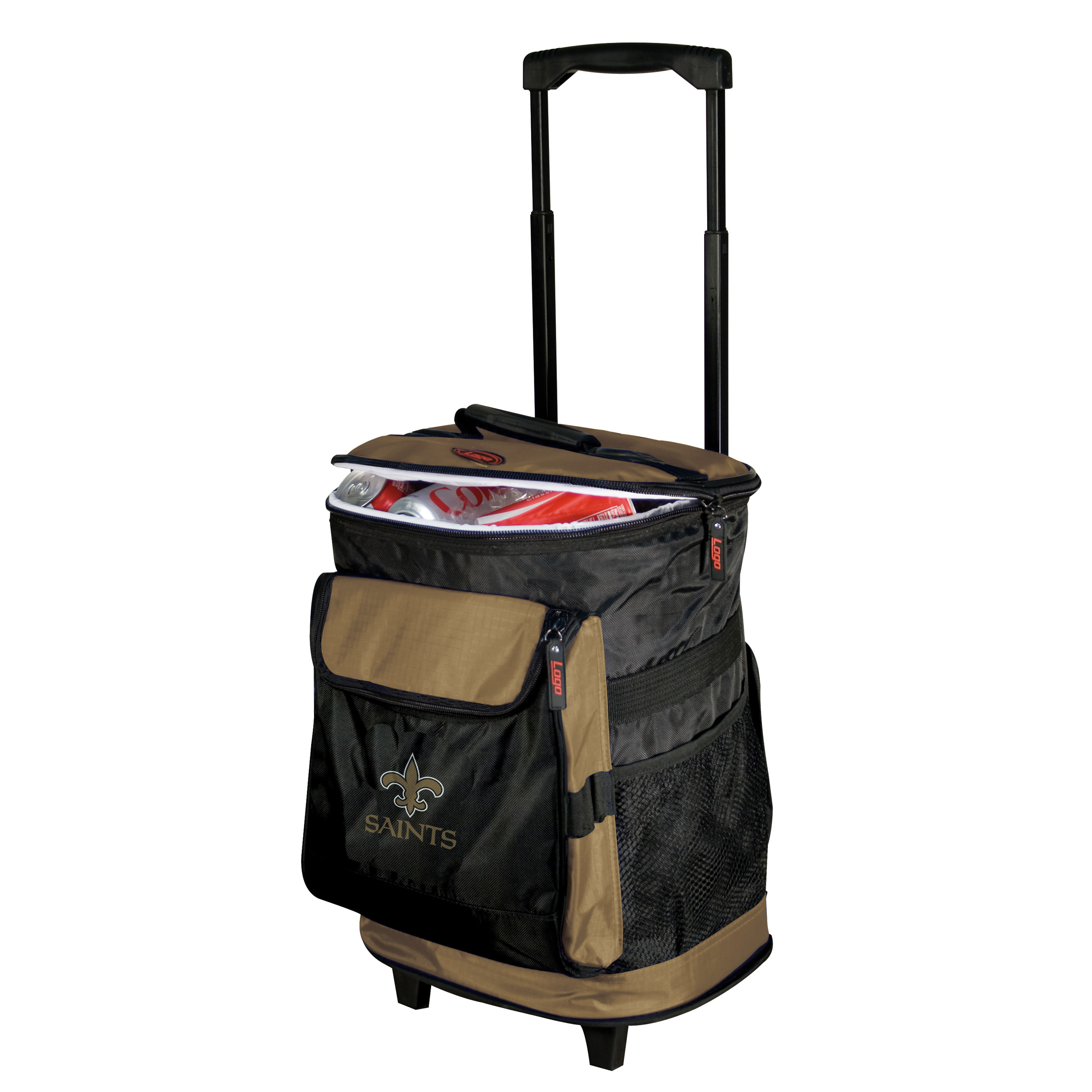 New Orleans Saints Rolling Cooler