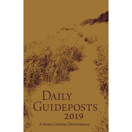 Daily Guideposts 2019 Leather Edition : A Spirit-Lifting