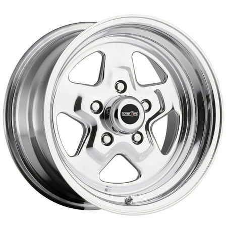 - Vision 521 Nitro 15x4 4x108 -19mm Polished Wheel Rim 15