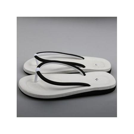 48308121ba21 Fashion Womens Summer Casual Flip Flops Beach Slippers Sandals Summer Shoes  - Walmart.com