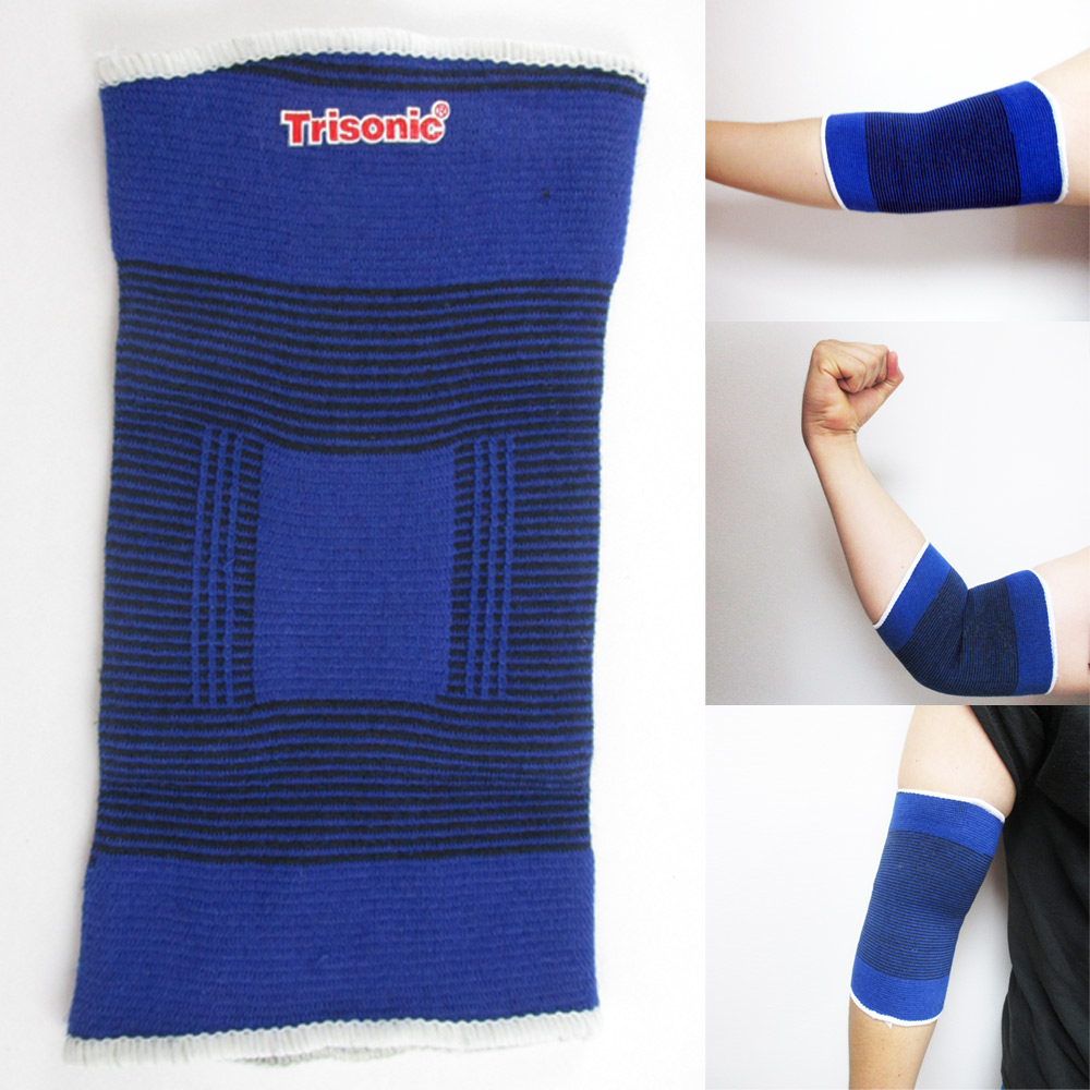 1 Elbow Brace Support Sports Tennis Compression Sleeve Pain Relief Therapy New !