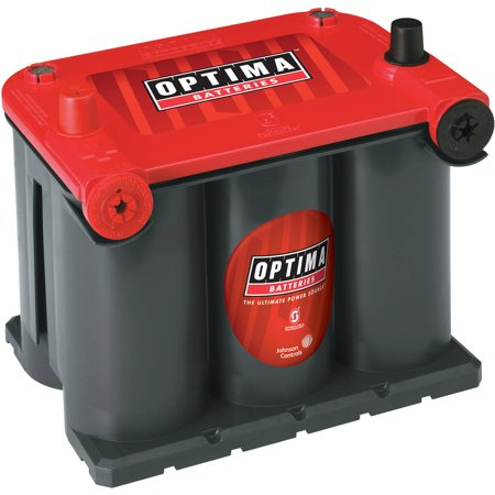 OPTIMA RedTop Automotive Battery, Group 75/25