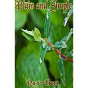 Plain and Simple - eBook