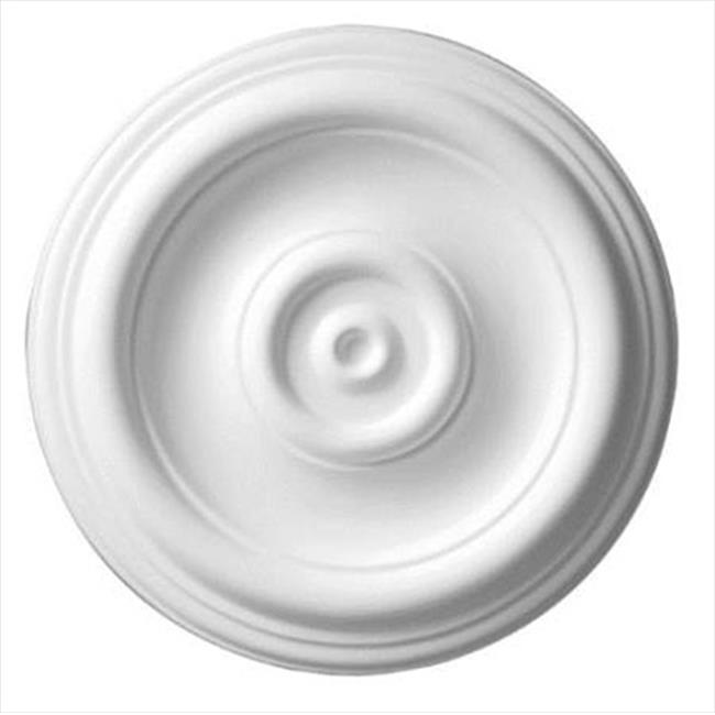 American Pro Decor 5APD10210 12 in. Plain Ceiling Medallion