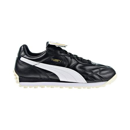 Puma King Avanti Premium Men's Shoes Black-White 365482-01
