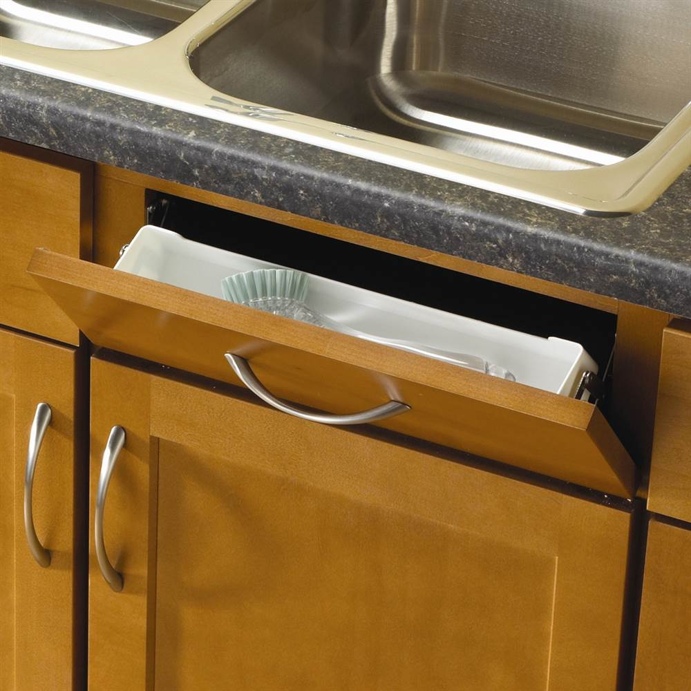 Real Solutions 14 in. Sink Front Tray Kit