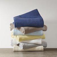 Comfort Classics Freshspun Basketweave Cotton Blanket