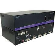 4X1 DVID USB 20 11 STEREO AUDIO RS-232 IR SWITCH