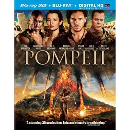 Pompeii (Blu-ray)](Pompeii Film 2017)
