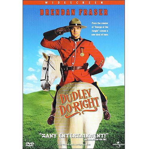 Dudley Do-Right (Full Frame, Widescreen)