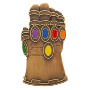 Avengers Endgame 111648 Avengers Endgame Thanos Infinity Gauntlet Pin