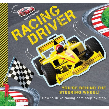 Racing Driver : How to Drive Racing Cars Step by Step - Michael Waltrip Racing Driver
