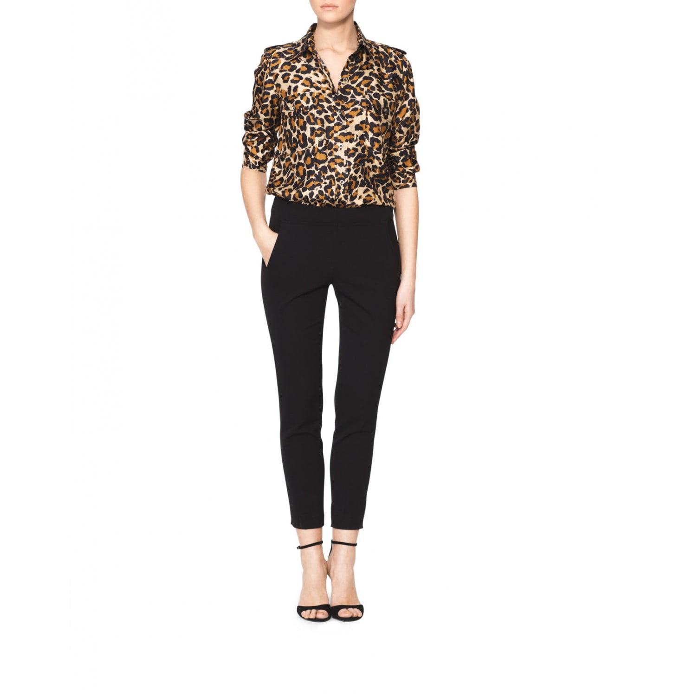 Tamara mellon chief designer jimmy choo slim pants 10 black walmart