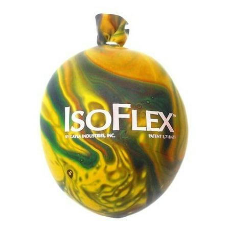 IsoFlex Designer Stress Ball Hand Massager in Assorted Colors (1 Piece)