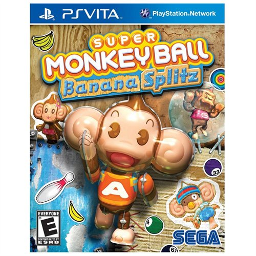 Sega 62001 Super Monkey Ball Banana Split