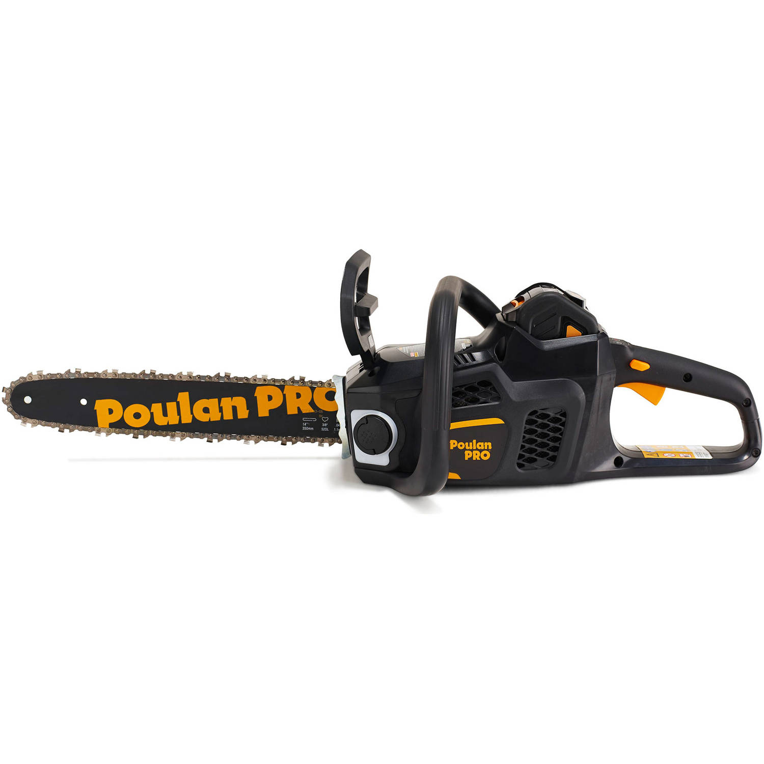 "Poulan Pro 40-Volt Lithium-Ion Rechargeable Battery 14"" Chainsaw by Husqvarna"