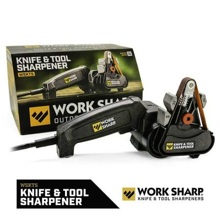 - Work Sharp Knife & Tool Sharpener