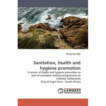 Sanitation, Health and Hygiene Promotion for $<!---->