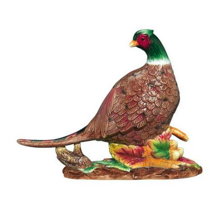 Retired Andrea by Sadek Hand Painted Pheasant