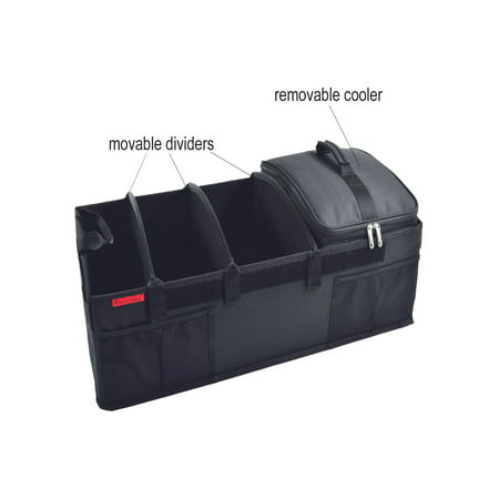 Picnic at Ascot Ultimate Trunk Organizer with Cooler