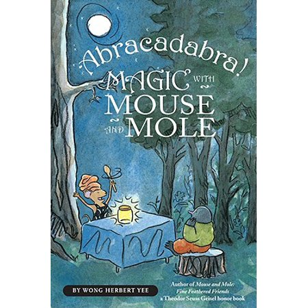 Abracadabra! Magic with Mouse and Mole - Abracadabra Halloween