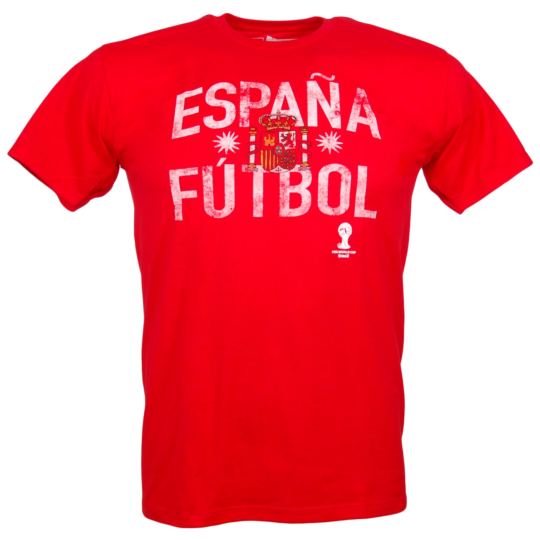 Spain 2014 FIFA World Cup Edison T-Shirt