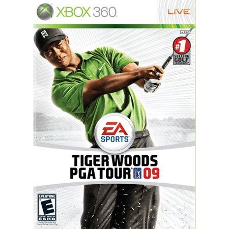 Tiger Woods Pga Tour 09  Xbox 360