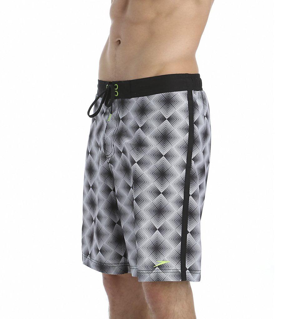 Speedo Mens Geo Diamond E-Board 21 Inch Speedo Men/'s and Women/'s Swimwear 7784005