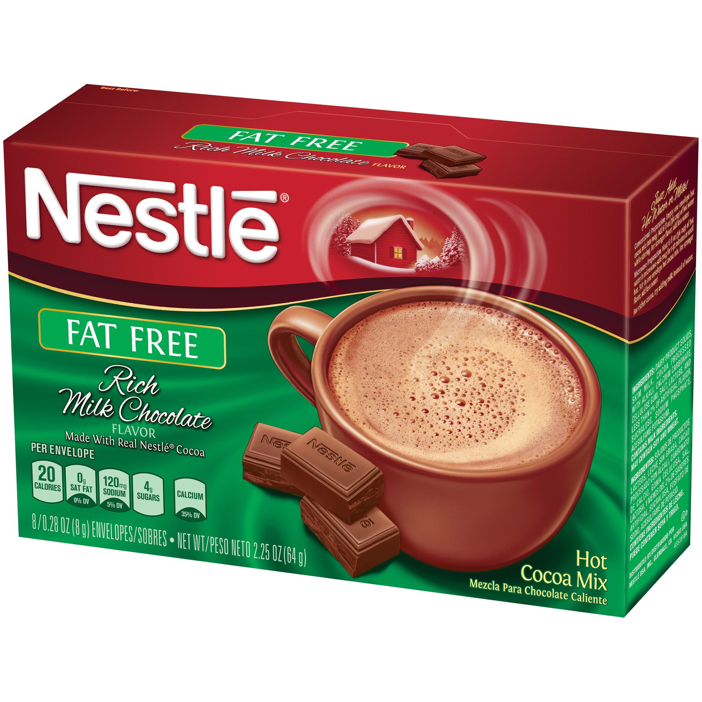 Unsweetend Hot Chocolate Recipe