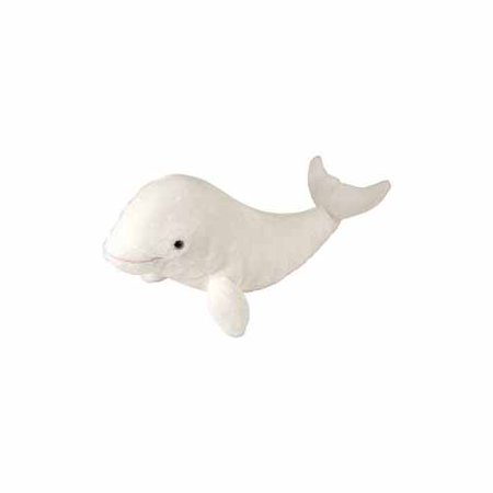 Cuddlekins Beluga Whale by Wild Republic - 10920