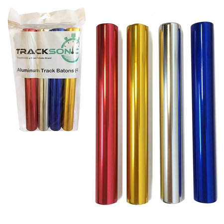 TrackSonic Aluminum Track Batons (4) (F26 Baton)