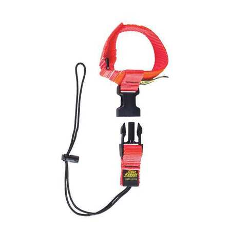 Tool Lanyard,Orange,5 lb.,Hook And Loop GEARKEEPER TL1-2007