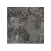 Traditional Elegance Elite 12x12 2.0mm Self Adhesive Vinyl Floor Tile - Midnight Marble - 9 Tiles/9 sq. ft.