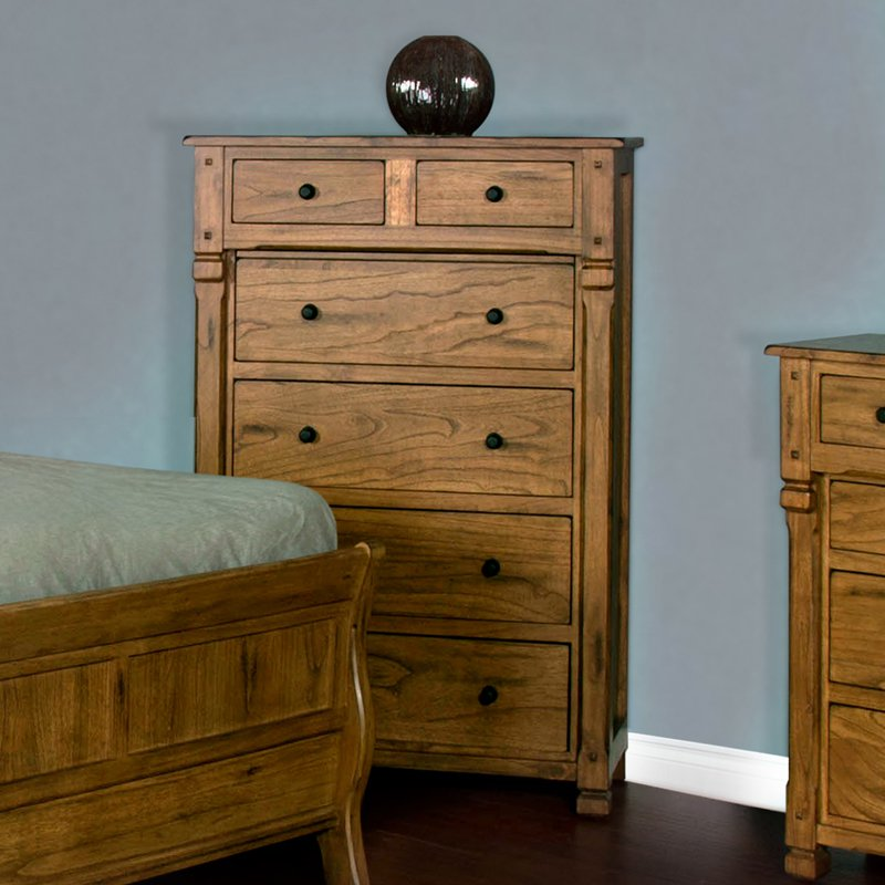 Sunny Designs Sedona 6 Drawer Chest