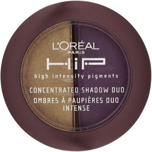 Loreal Loreal HiP High Intensity Pigments Concentrated Shadow Duo, 0.08 oz