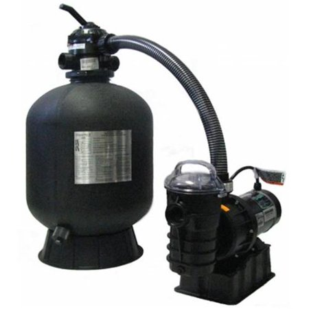 Sta-Rite Premium Grade Sand Filter and Pump 19