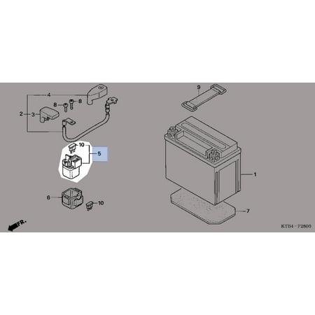Honda 1998 2018 Cb Cbr Starter Magnetic Sw 35850 Mr5 007 New Oem