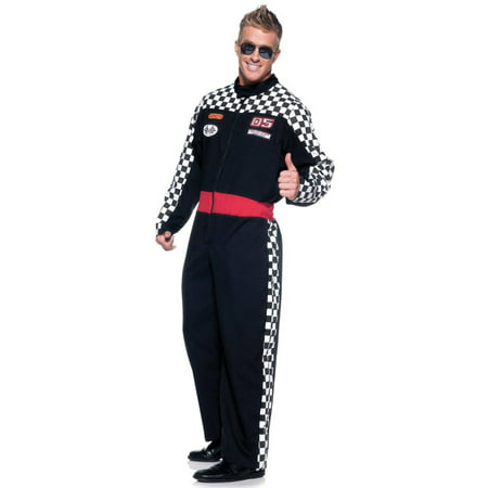 Speed Demon Men's Adult Halloween Costume, One Size, (42-46)](Halloween Demon Costume)