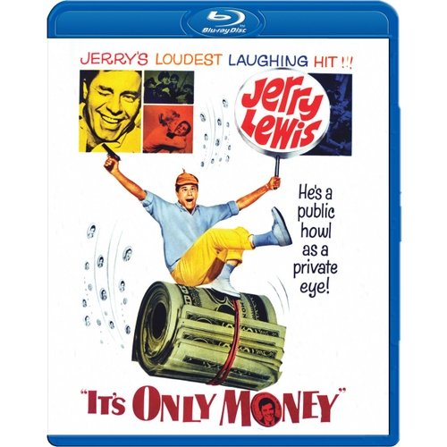 It's Only Money (Blu-ray) (Widescreen)