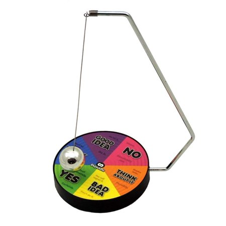 Fortune Teller Games (Magnetic Decision-Aider Fortune Teller Pendulum)
