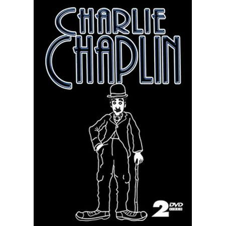 Charlie Chaplin (DVD) - Halloween Charlie Chaplin