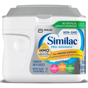 Similac Pro-Advance Infant Formula with 2