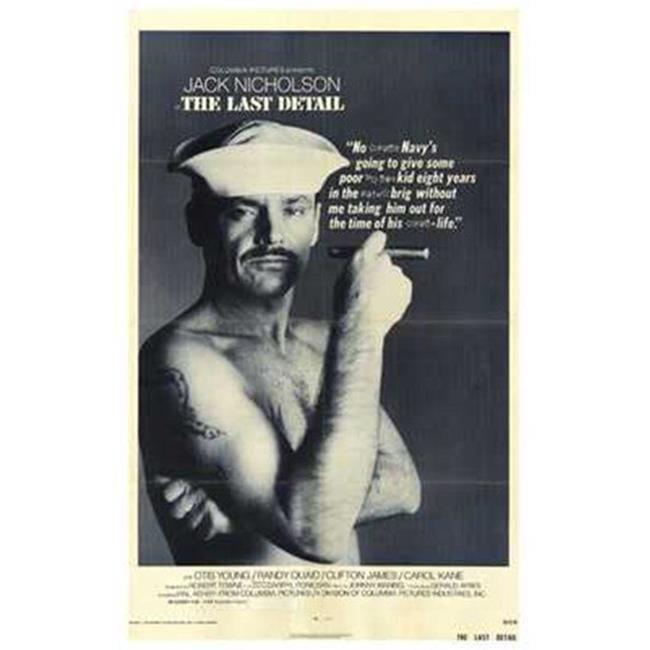 Posterazzi MOV198422 The Last Detail Movie Poster - 11 x 17 in. - image 1 de 1