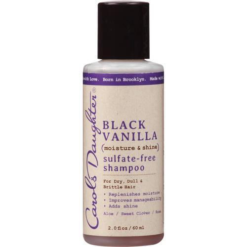 carol s daughter black vanilla sulfate free shampoo 2 0