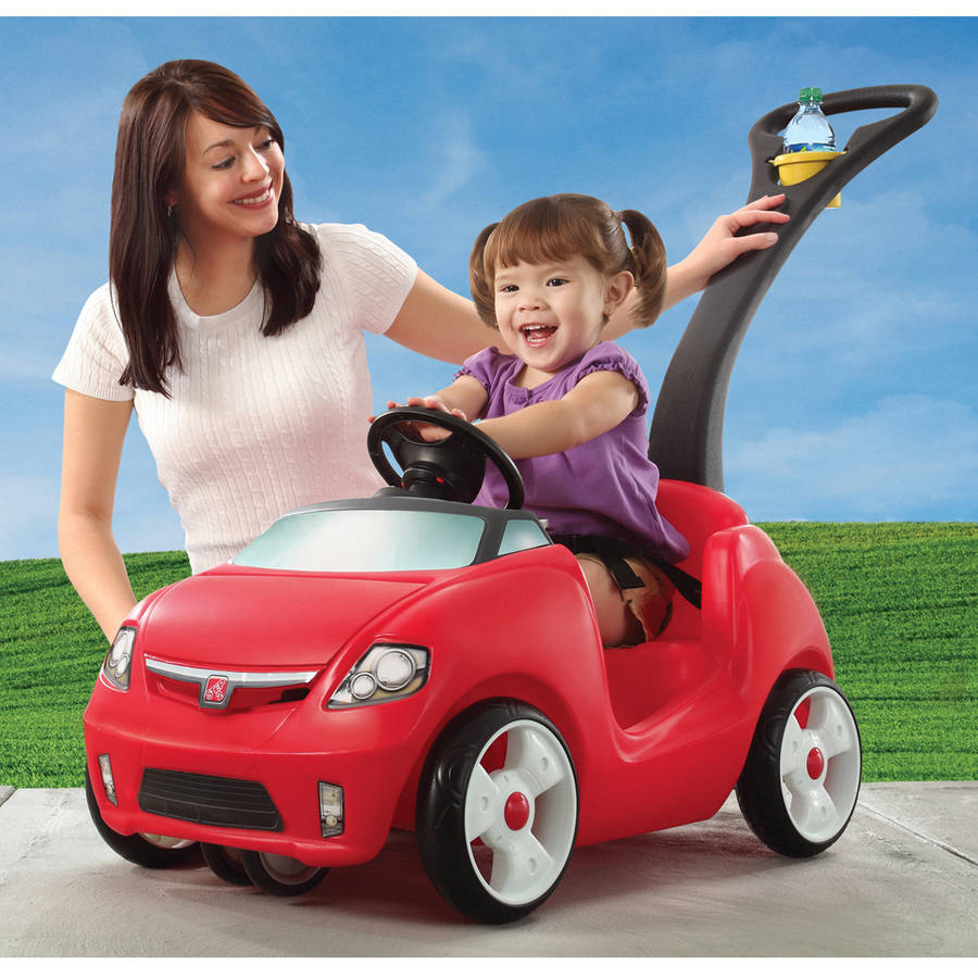 Step2 Easy Steer Sportster Ride-On, Red