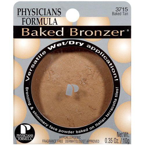 Physicians Formula Baked Bronzer, Baked Tan 3715