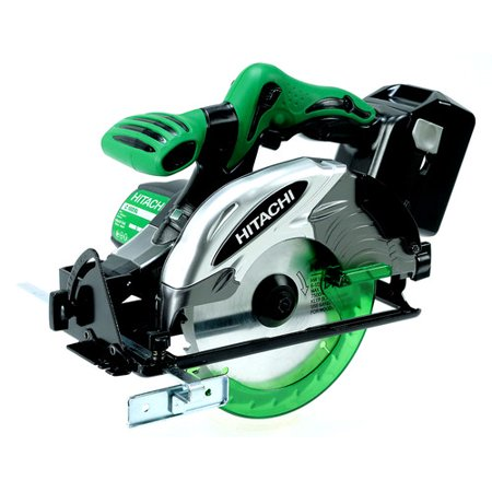 Hitachi C18DSLP4 18V Cordless Lithium-Ion 6-1/2 in. Circular Saw (Bare Tool)