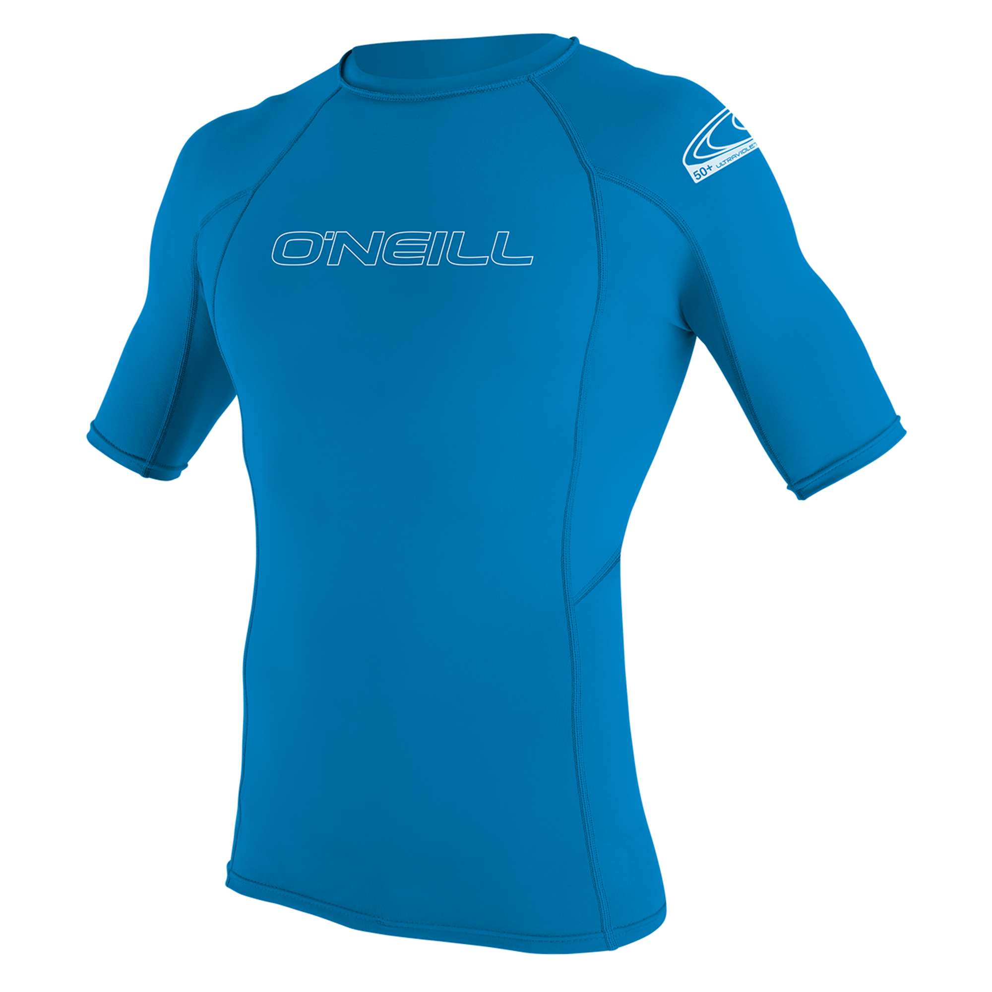 O'NEILL YOUTH BASIC SKINS 50+ SHORT SLEEVE SUN SHIRT